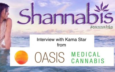 Oasis Medical Cannabis with Kama Star