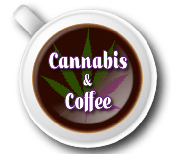 cannabis & coffee logo