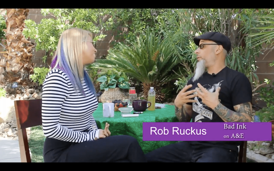 Rob Ruckus Interview Las Vegas